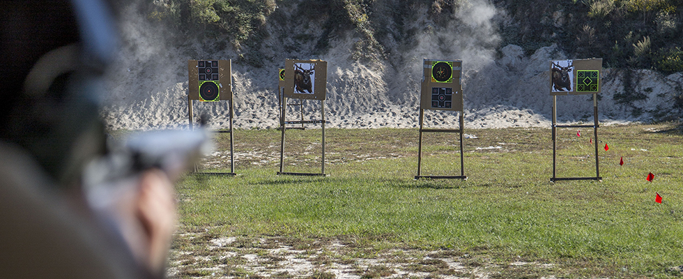 Destin shooting range